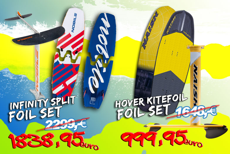 Coronation Kitefoil Set Mega Deal