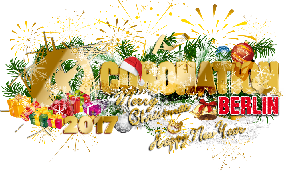 logo coronation industries X Mas 2