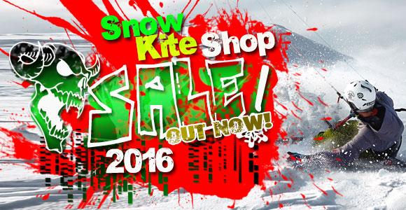 Snowkite Angebote 2016 580x233px