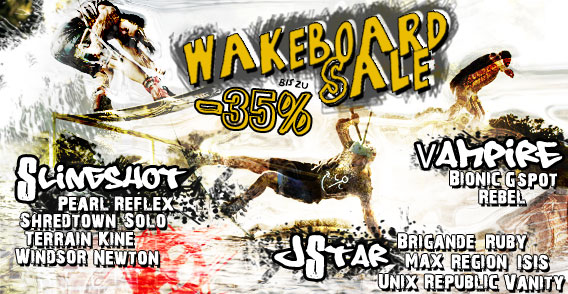 Wakeboard Sale Coronation 568x294px