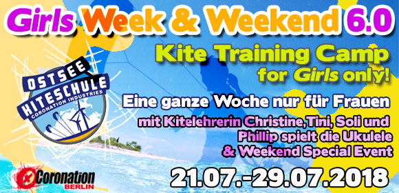 Girls Camp 6.0 neu