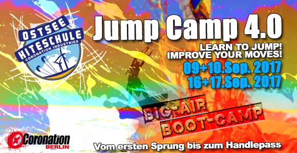 Kite Sprung Jump Camp 4