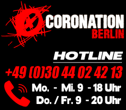 Hotline Coronation Berlin