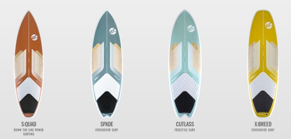 Cabrinha Surf Kiteboards