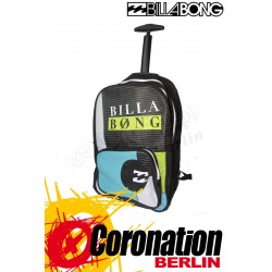 Billabong Walk n Roll Rucksack Street & Reise Rolli Backpack vert