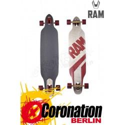 RAM Batch 2015 Komplett Longboard