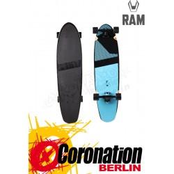 RAM Blacker infinity blue 2015 complète Longboard