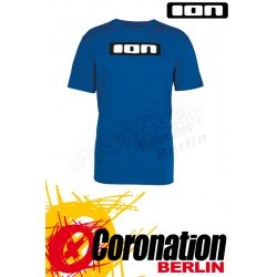 ION Tee SS Logo Turkish Blue T-Shirt