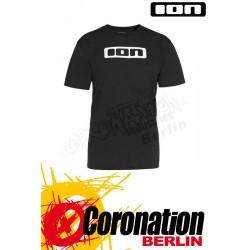 ION Tee SS Logo Black T-Shirt