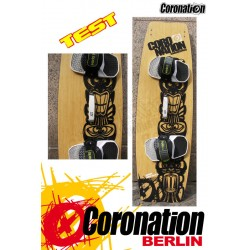Coronation Bamboo Temto 138cm Freeride Test Kiteboard