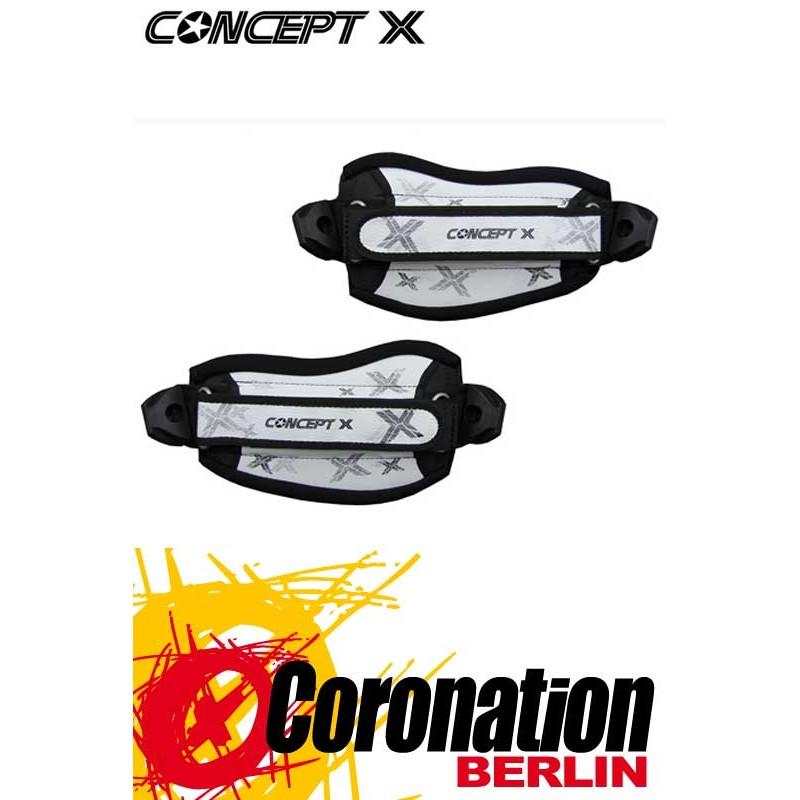 Concept-X Professional Straps Kite-Footstraps Kite-Fußschlaufen