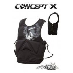 Concept-X Prallschutz-Weste Shockproof