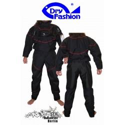 Dry Fashion Trockenanzug Black Performance - Rot