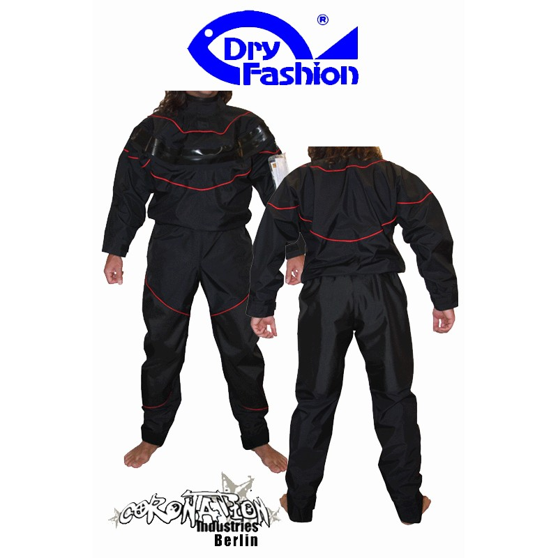 Dry Fashion Black Performance - rouge