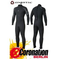 Mystic Steamer 5/3 S/L combinaison neoprène Black Wetsuit