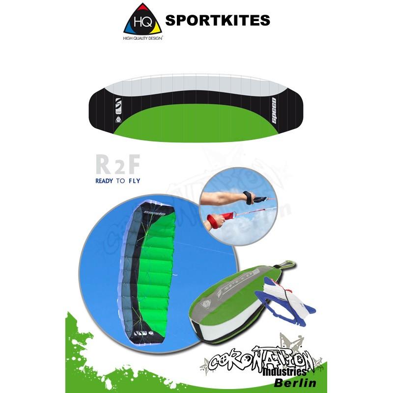 HQ Sportkites Powerkite Symphony Speed 2.0 R2F