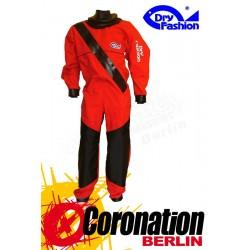 Dry Fashion Trockenanzug Profi-Sailing Regatta Rot