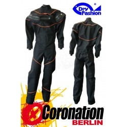 Dry Fashion Trockenanzug Black Performance - Orange