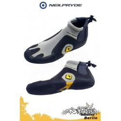 Neil Pryde 2K LC Round 3mm Kite-Schuh - light grey