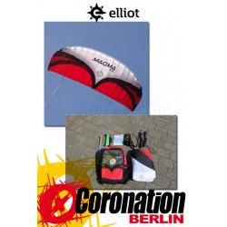 Elliot Magma II 4.0 Lenkdulle 4-Leiner Tractionfoil RTF
