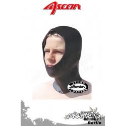 Ascan Neopren Kopfhaube Kite-Schutz 2mm