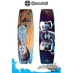 Brunotti Kiteboard ONYX 136x40cm with pads and straps