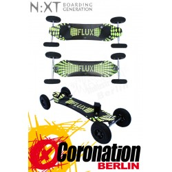 Next Flux Mountainboard Landboard ATB All Terrain Landboard