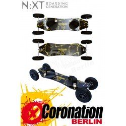 Next Earthquake Mountainboard Landboard ATB All Terrain Board
