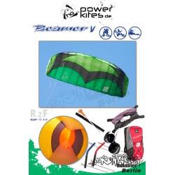 HQ Beamer V Powerkites  2.0 R2F