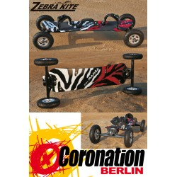 Zebra Mamba Mountainboard ATB Board All Terrain Landboard