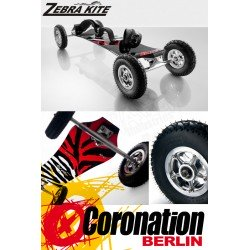 Zebra High Fly Mountainboard ATB Board All Terrain Landboard