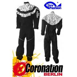 Dry Fashion Black Performance - Print Fabric weiß