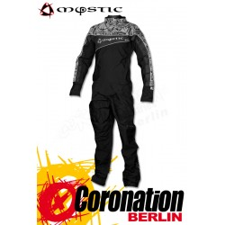 Mystic Force Drysuit Trockenanzug - Black/Allover