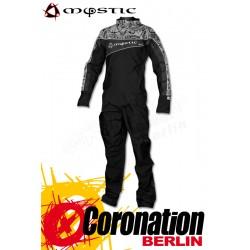 Mystic Force Drysuit Trockenanzug - Black/Allover