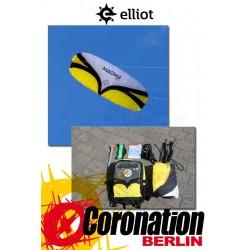 Elliot Magma II 2.0 Lenkmatte 4-Leiner Tractionfoil RTF