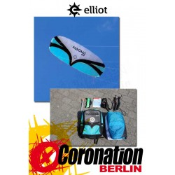Elliot Magma II 5.0 Lenkmate 4-Leiner Tractionfoil RTF