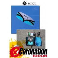 Elliot Magma II 5.0 Lenkmatte 4-Leiner Tractionfoil RTF