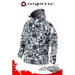 Mystic Flaka Jacke Smock Windjacke Overlay Jacket