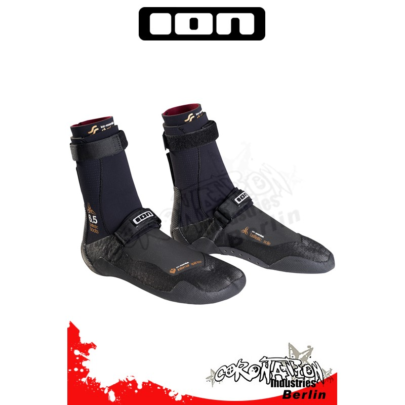 1e20d4bc8b ION Ballistic Boots 6 5 Kite-Schuhe Neoprenschuhe - Coronation Berlin