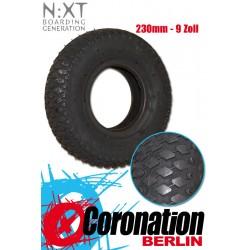 Next Landboard pneu-Decke 230mm 9pouces