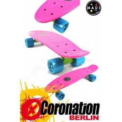 Maui & Sons Cookie Pink Cruiser Board