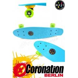 Maui & Sons Cookie Blue Cruiser Board