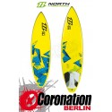 North Pro Series Waveboard avec PADS + STRAPS