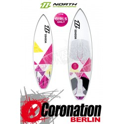 North Woohoo 5´6 2013 Wave-Kiteboard