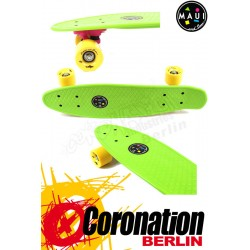 Maui & Sons Cookie Green Cruiser Board