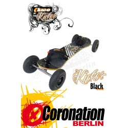 Kheo Kicker ATB Mountainboard Landboard Black