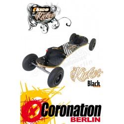 Kheo Kicker ATB Mountainboard Landboard Black