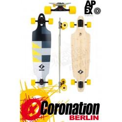 Apex Promenade MK2 Neon Longboard Komplettboard