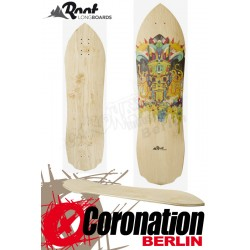 Root Longboard Deck Gypsy Freeride Carving Deck