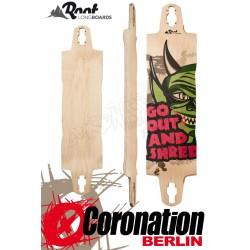 Root Longboard Deck Goblin Freeride Downhill Deck 97cm